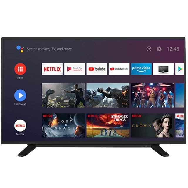 "TV 55"" Toshiba 55UA2063DG - LED, 4K"