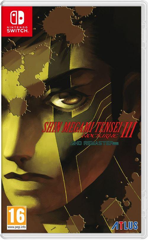 [Précommande] Shin Megami Tensei III Nocturne HD Remaster sur Nintendo Switch