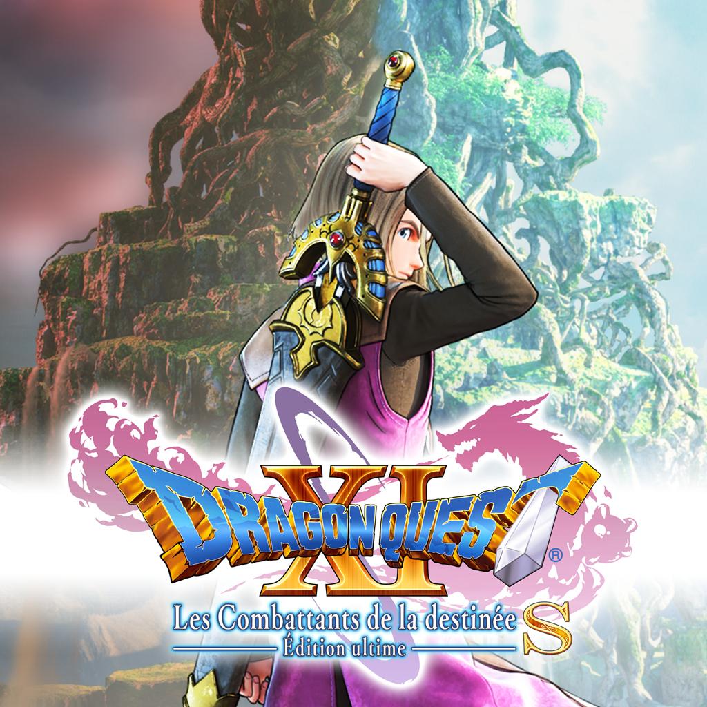 Dragon Quest XI S : Les Combattants de la Destinée – Édition Ultime sur PC (dématérialisé)