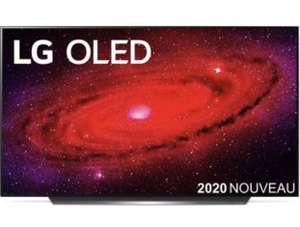 "TV 65"" LG OLED65CX6LA - 4K UHD, OLED, HDR (Frontaliers Luxembourg)"