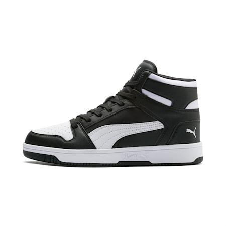 Chaussures Puma Rebound Lay Up - blanc/noir (du 40 au 48.5)