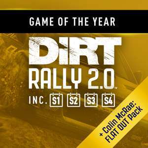 DiRT Rally 2.0 - Game of the Year Edition sur PC (Dématérialisé - Steam)