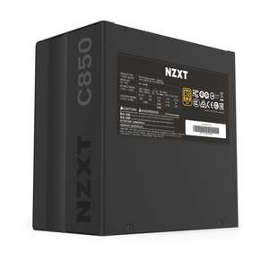 Alimentation PC modulaire NZXT C850 - 850 watts PSU, 80+ Gold