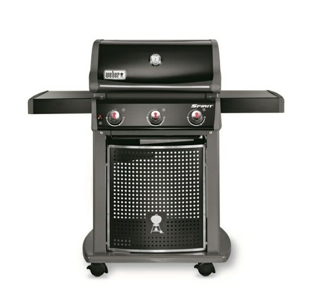 Barbecue à gaz Weber Spirit classic E-310 - 132 x 61 x 115 cm
