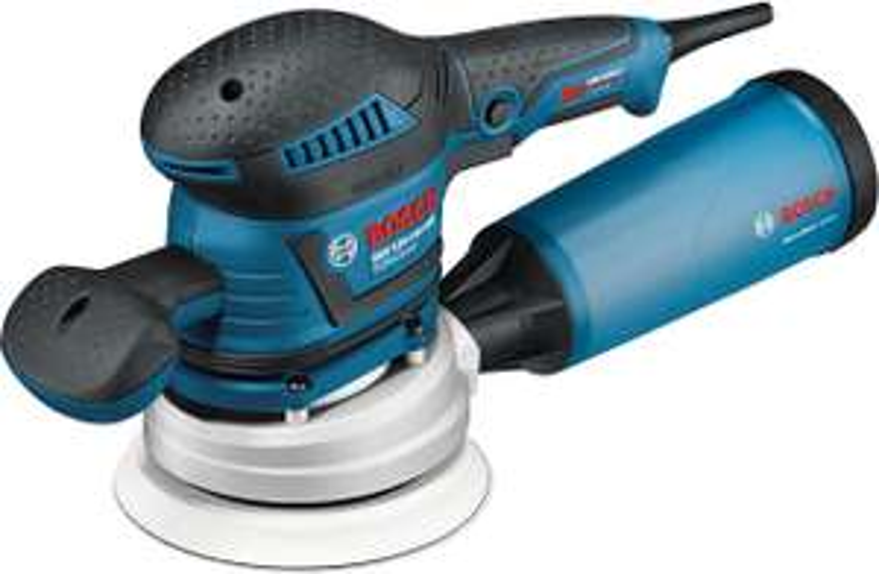 Ponceuse Bosch Professional 060137B101 avec Lboxx & plateaux