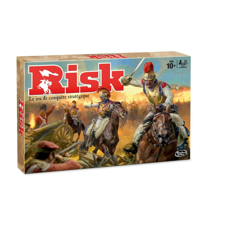 Jeu de stratégie Risk