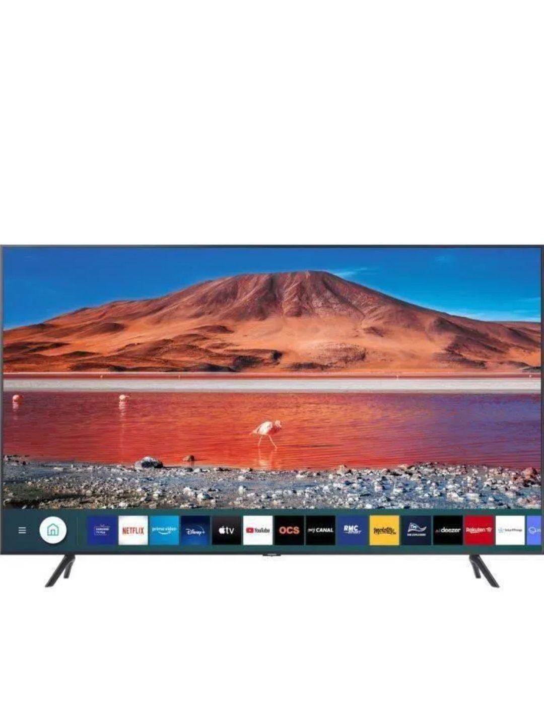 "TV 50"" Samsung UE50TU7072U - 4K UHD , Smart TV, HDR10+"