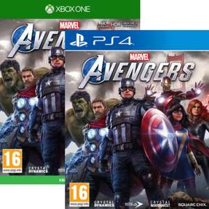Marvel's Avengers sur PS4 ou Xbox One