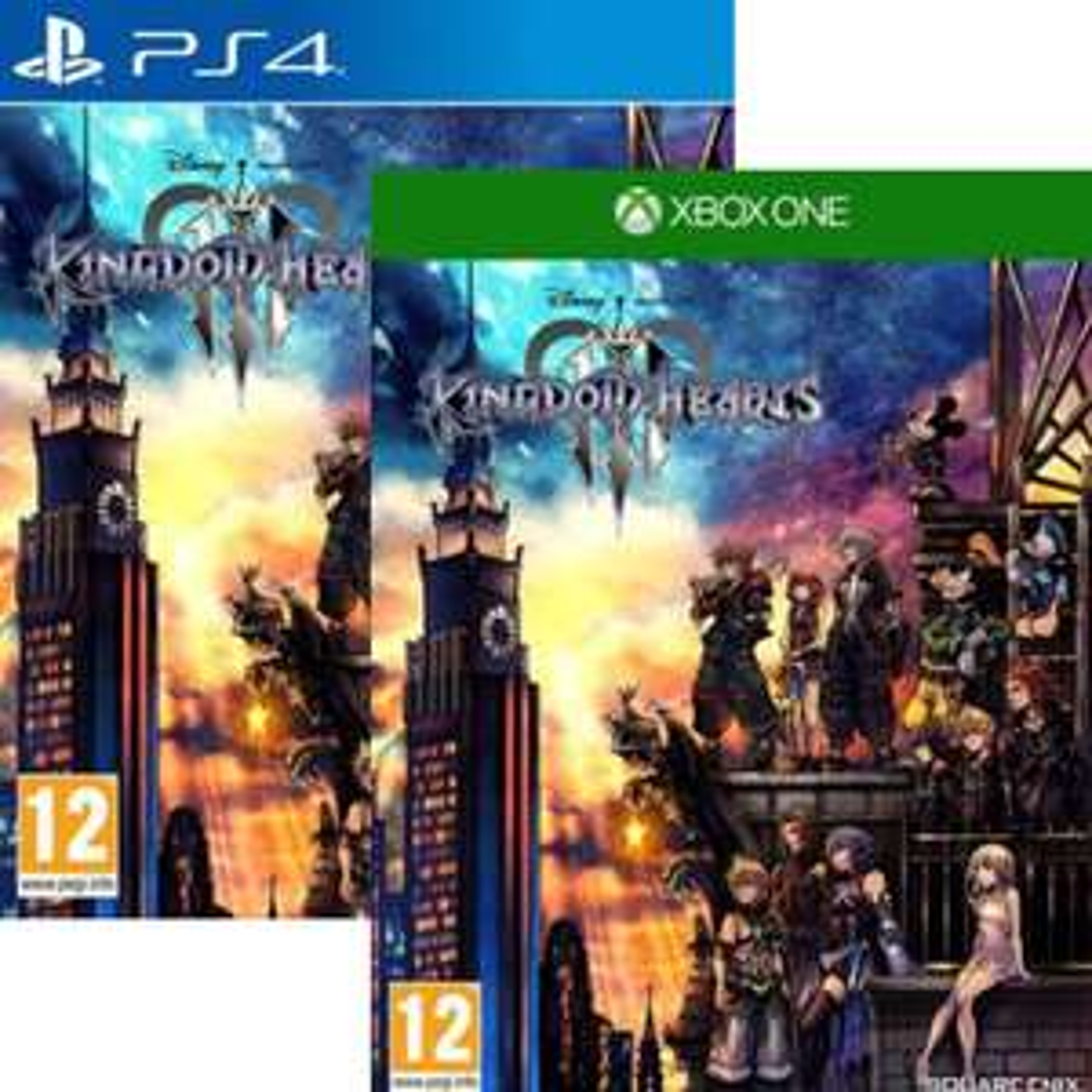 Kingdom Hearts 3 sur Xbox One ou PS4