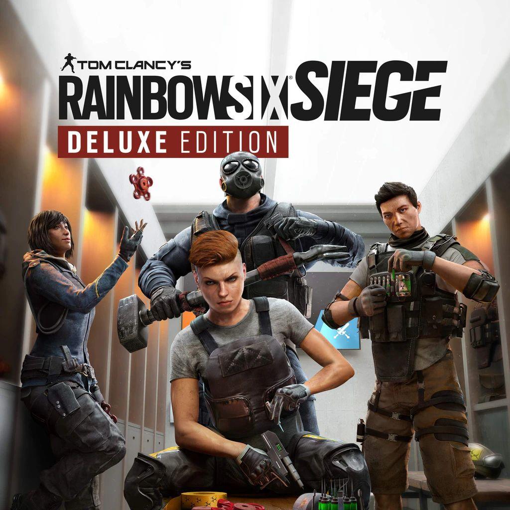 Tom Clancy's Rainbow Six Siege - Deluxe Edition sur Xbox One, Series (Dématérialisé)