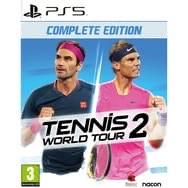 [Précommande] Tennis World Tour 2 Complete Edition sur PS5