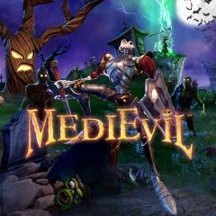MediEvil sur PS4 (Dématérialisé)