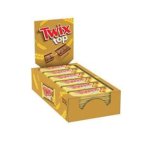 Présentoir de 20 Biscuits au Chocolat au Lait Top Twix - 420 g