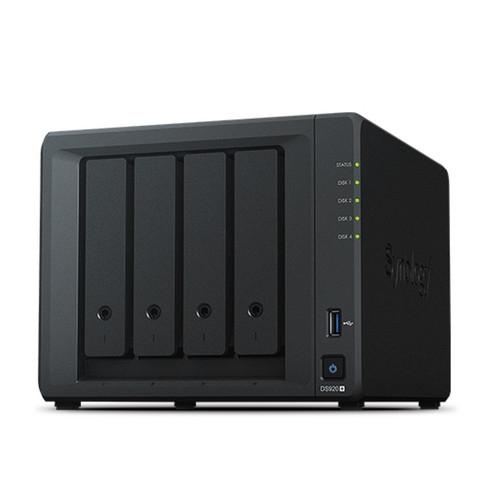Serveur NAS Synology DiskStation DS920+ - 4 baies, Sans HDD