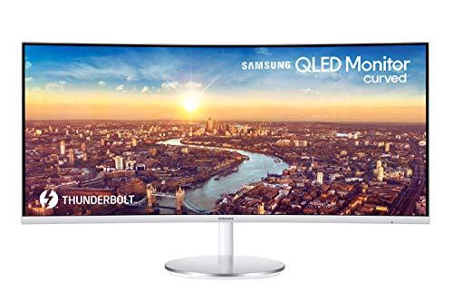 """Écran PC incurvé 34"""" Samsung C34J791WTU - UWQHD, LED VA, 100 Hz, 4 ms, FreeSync / Flicker-Free"""