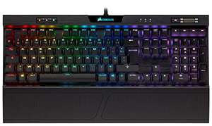 Clavier filaire mécanique Gaming Corsair K70 RGB MK.2 Low Profile Rapidfire
