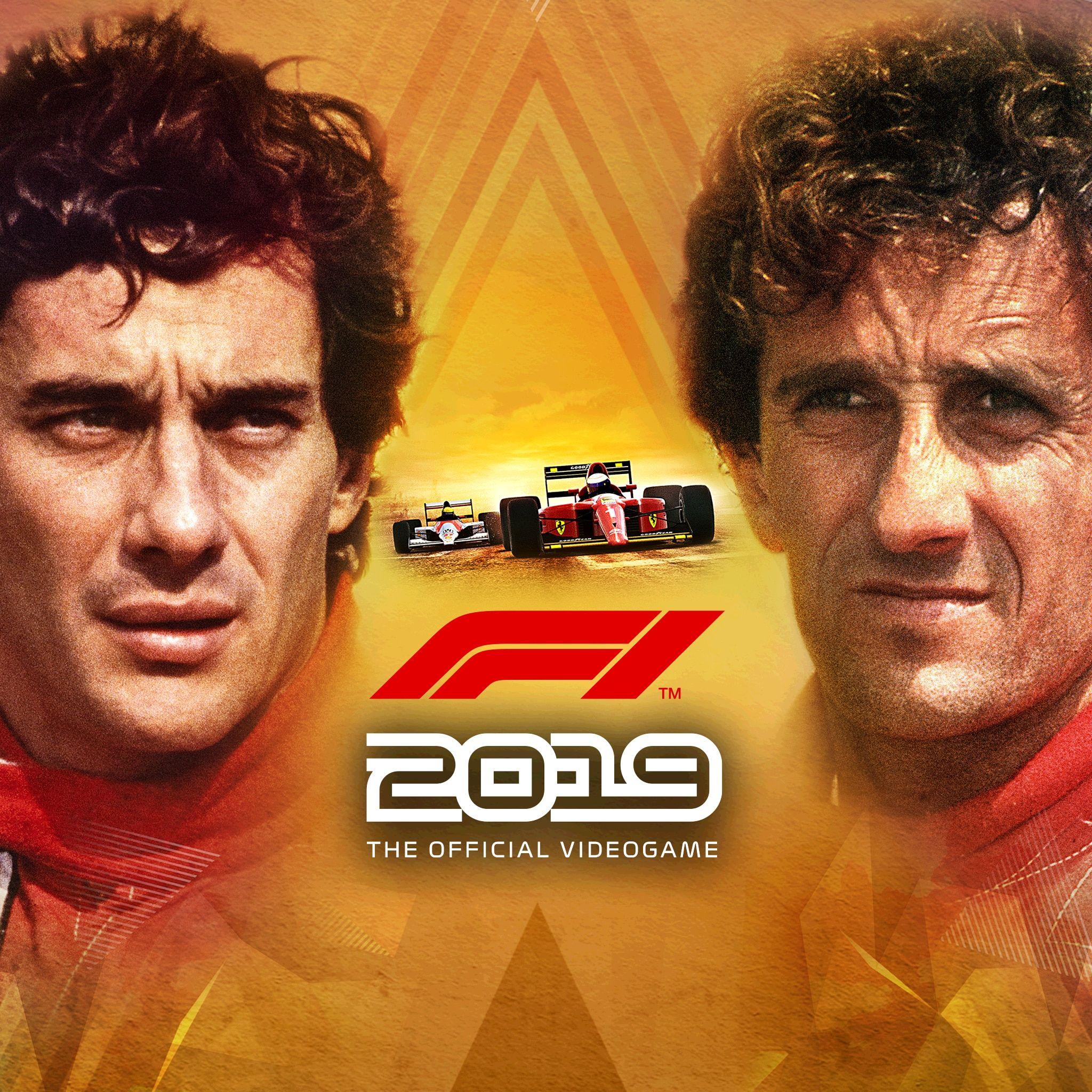 [Gold] F1 2019 Legends Edition Senna & Prost sur Xbox (Dématérialisé)