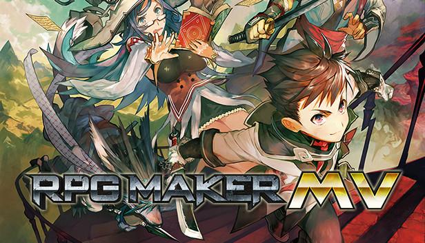 Logiciel RPG Maker MV sur PC (Dématérialisé)