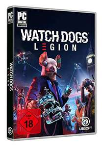 Watch Dogs Legion (Standard Edition Uncut) sur PC
