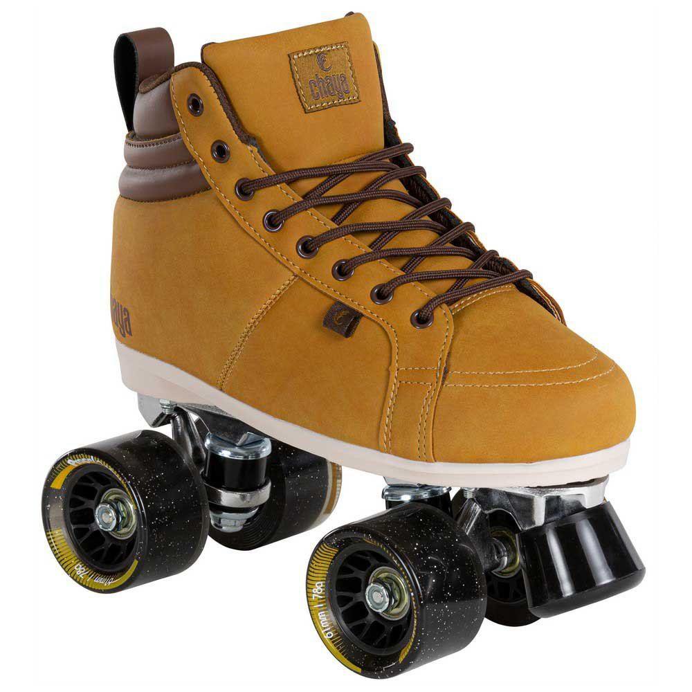 Roller quad Chaya Voyager (beige) - XtremeInn.com