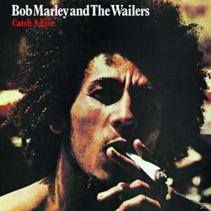Vinyle Island Bob Marley and The Wailers - Catch a Fire