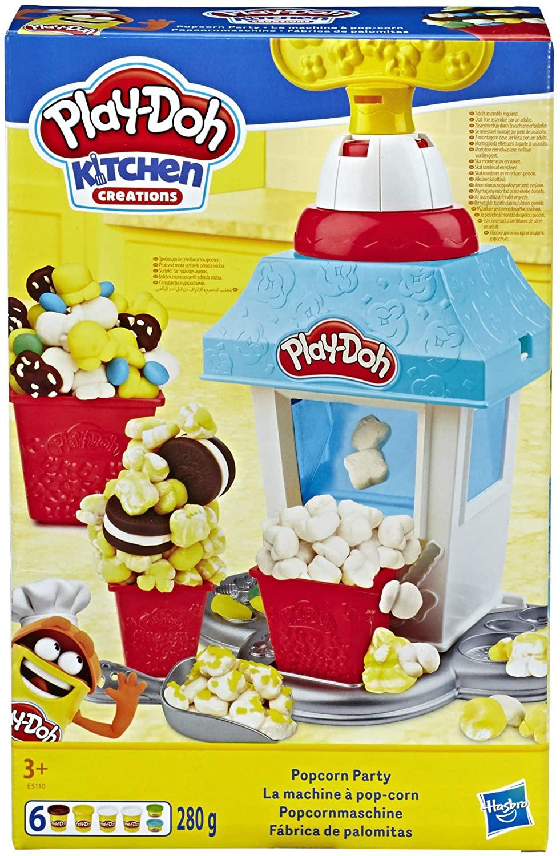 Pâte à modeler - La Machine à Pop Corn de Play-Doh Kitchen