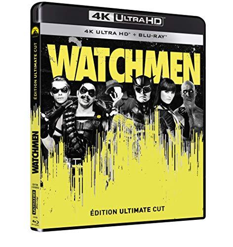 Blu-ray 4K UHD + 2 Blu-ray + Goodies - Watchmen - Les Gardiens