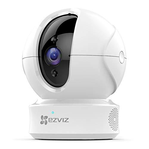 Caméra de surveillance sur IP Ezviz CTQ6C - 360°, vision nocturne, détection et suivi de mouvements (vendeur tiers)