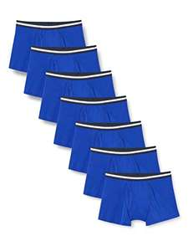 Lot de 7 caleçons en coton find. pour Homme - Tailles M & L