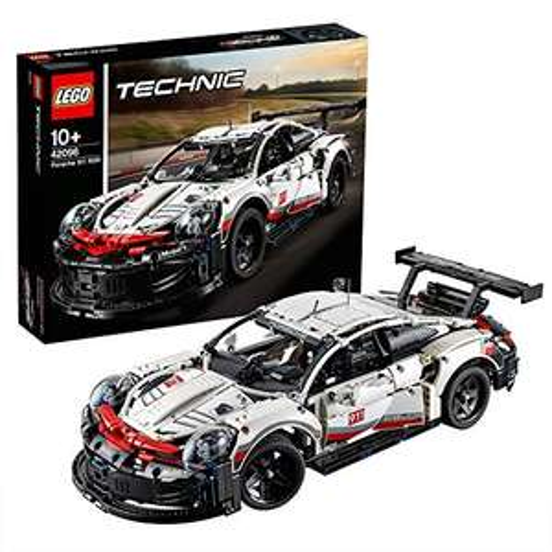 Jeu de construction Lego Technic - Porsche 911 RSR n°42096