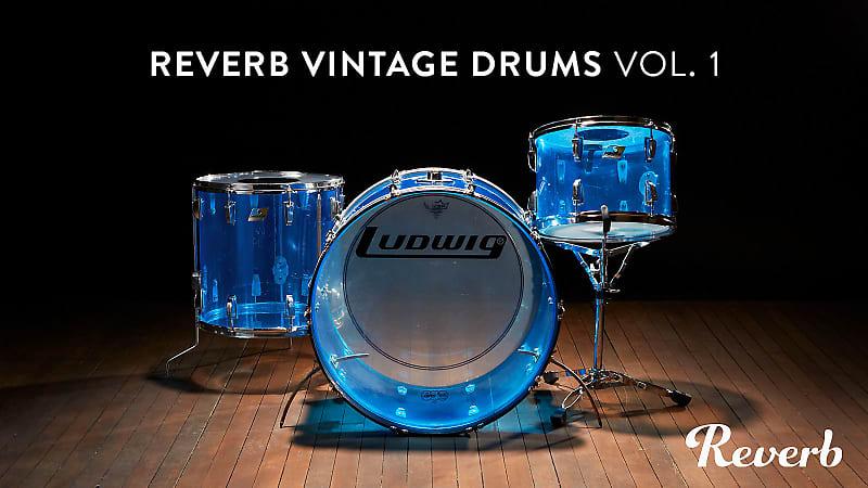 Samples Reverb Vintage Drum Vol.1 gratuits sur PC & Mac (Dématérialisés - Reverb.com)