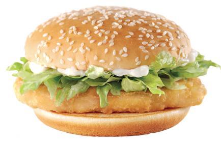 Burger Mc chicken