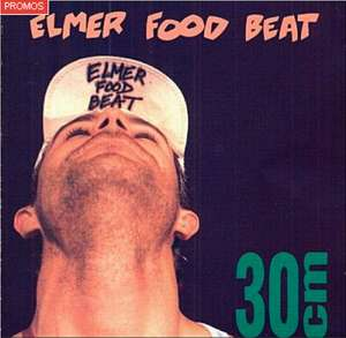 Album Vinyle 30 cm de Elmer Food beat