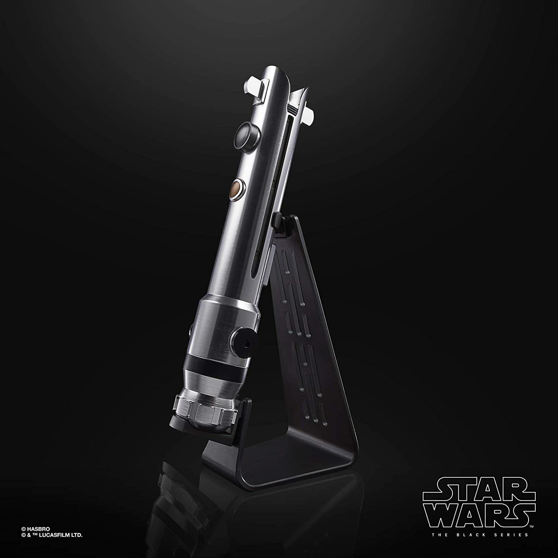 Précommande : Star Wars – Edition Collector Black Series – Sabre Laser Electronique Force FX Deluxe d'Ahsoka Tano