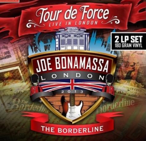 Sélection de vinyles en promotion - Ex : Borderline : Tour de force (live in london)