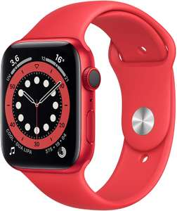 Montre connectée Apple Watch Series 6 (GPS + Cellular) - 44mm, Rouge