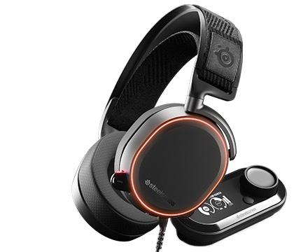 Casque audio filaire SteelSeries Arctis Pro (noir) - avec GameDAC