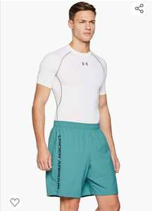Short Under Armour Accelerate Premier - Bleu, Taille L