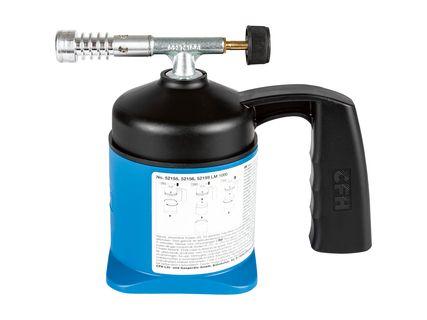 Chalumeau de brasage + 5 cartouches de gaz (5 x 190g)