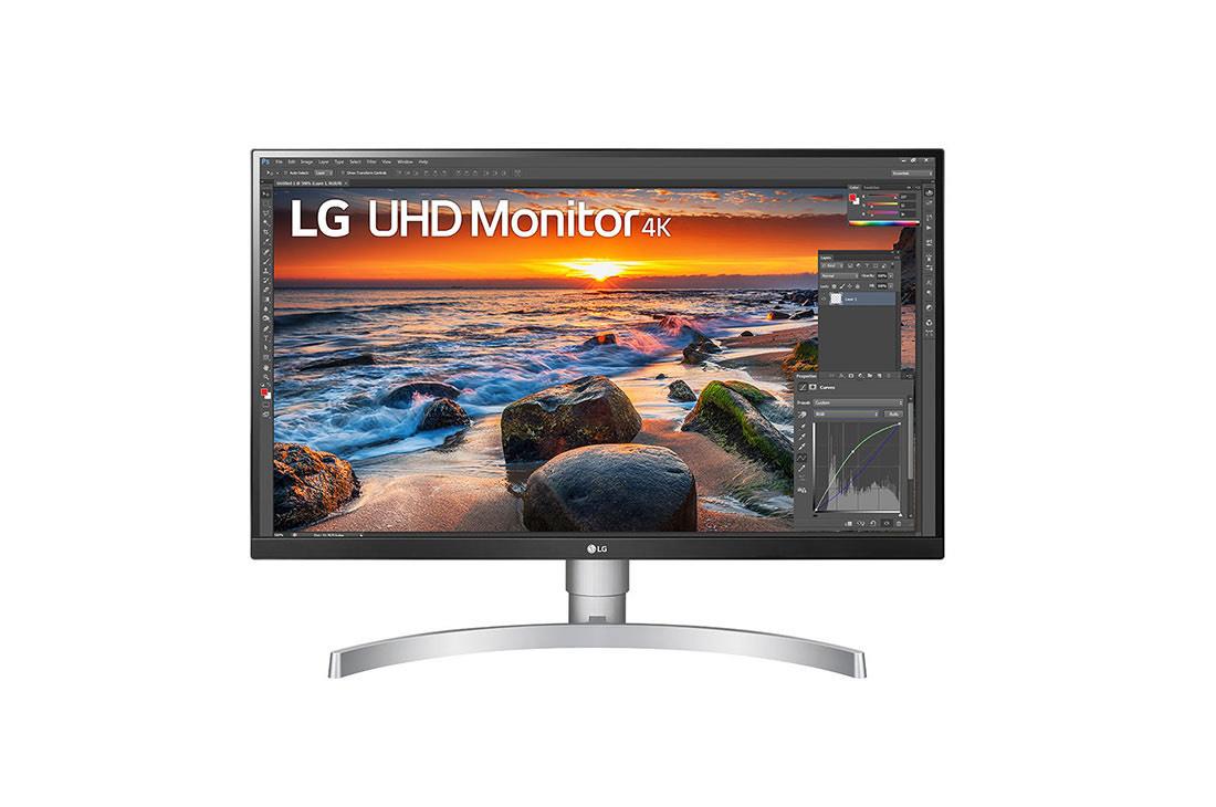 """Écran PC 27"""" LG 27UN83A - 4K UHD, LED IPS, 60 Hz, 5 ms, FreeSync"""