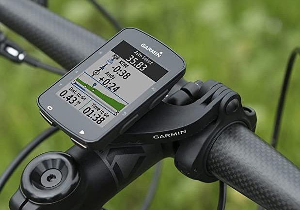 Compteur GPS de Vélo Garmin Edge 520 Plus