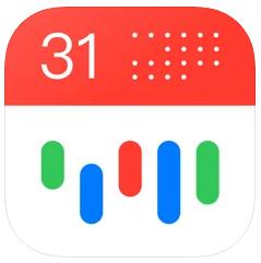 Application Tiny Calendar Pro gratuite sur iOS