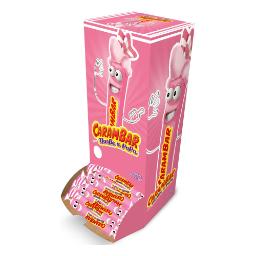 Sélection de Packs de Friandises en promotion - Ex : Boîte de 180 Carambar Barbe à papa - 1,224 kg