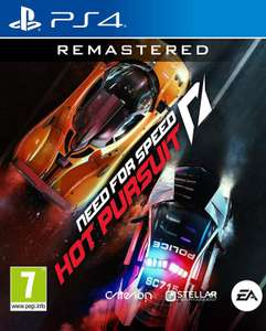 Need for Speed Hot Pursuit Remastered sur PS4 et Xbox One