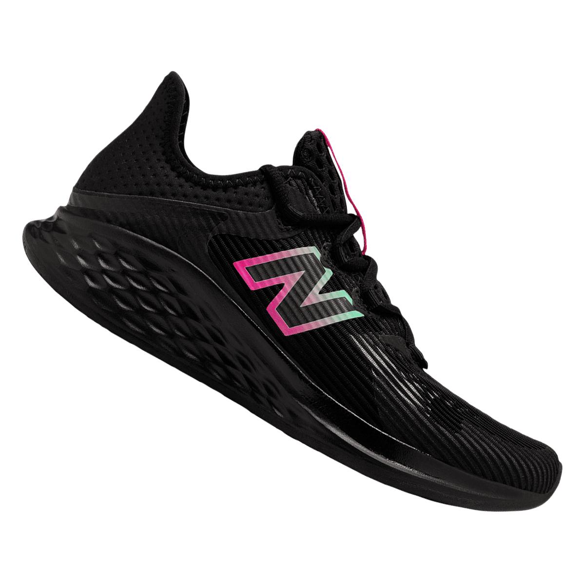 Baskets New Balance Fresh Foam Roav Haze pour Femme - Noir - Tailles du 36 au 43