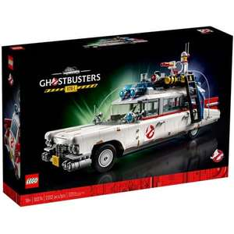 Jouet Lego Creator 10274 - Ecto-1 SOS Fantômes