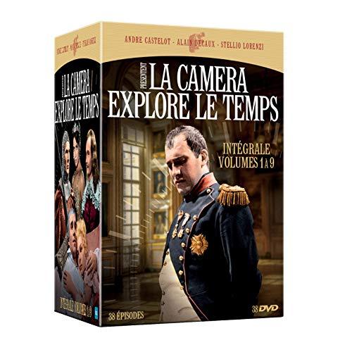 Coffret DVD La Caméra Explore Le Temps - L'intégrale des volumes 1 à 9 (vendeur tiers)