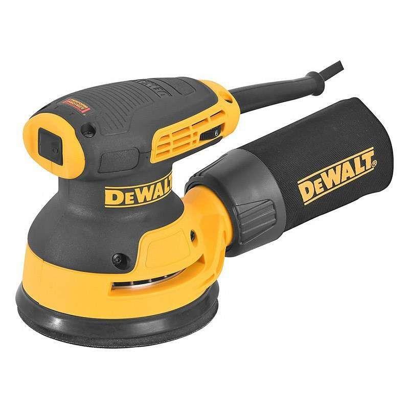 Ponceuse excentrique Dewalt DWE6423 - Ø 125mm