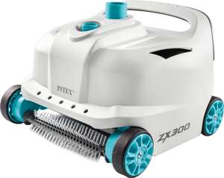 Robot aspirateur fond et parois de piscine Intex Deluxe Auto Pool Cleaner ZX300