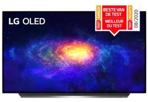 "TV OLED 48"" LG OLED48CX6LA - UHD 4K, Dolby Vision IQ & Dolby Atmos, HDMI 2.1 (Frontaliers Belgique)"